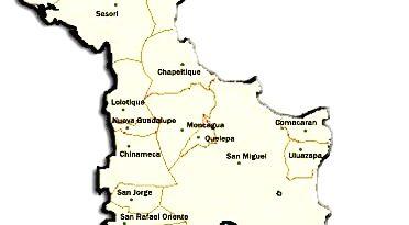 Municipios de San Miguel