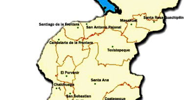 Municipios de Santa Ana