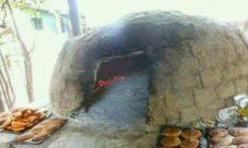 Horno para hacer pan en El Salvador