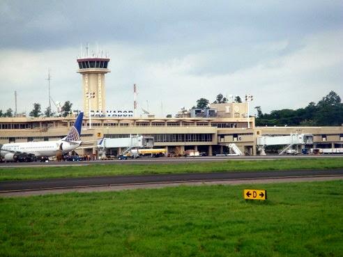 Aeropuerto Internacional Monseñor Oscar Arnulfo Romero (El Salvador)