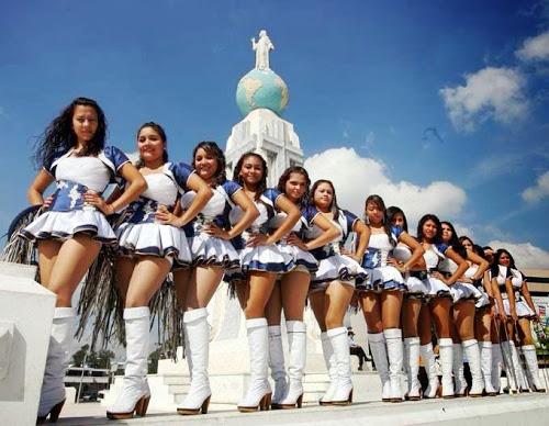 Las cachiporras Salvadoreñas