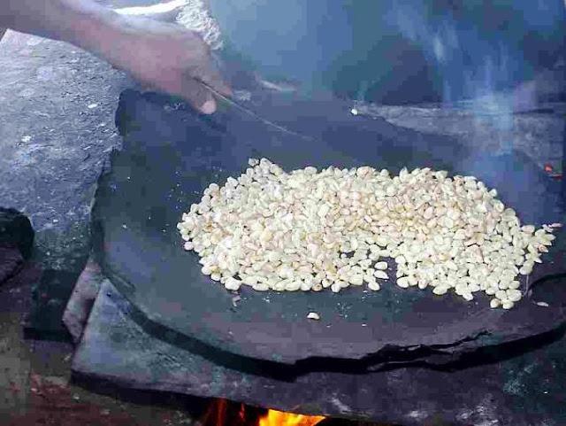 Maíz tostado