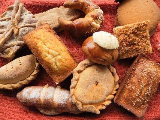 Pan dulce salvadoreño