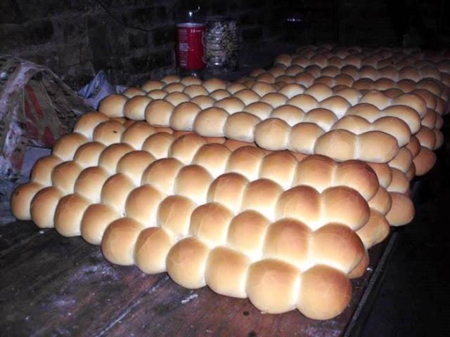 Pan francés recién salido