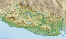 Características geográficas de El Salvador