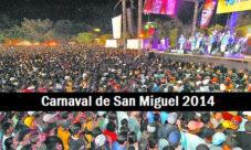 Carnaval de San Miguel 2014