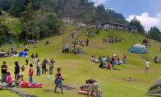 Cerro El Pital, un paraje natural rodeado de montañas