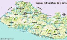 Cuencas hidrográficas de El Salvador