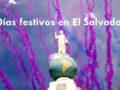 Días festivos en El Salvador 2017