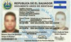 Documento Único de Identidad (DUI)