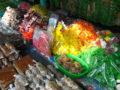 Dulces de las ferias en El Salvador