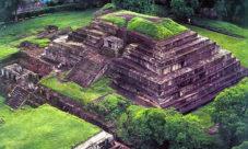 Ruinas de El Tazumal
