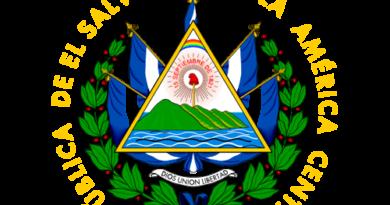 escudo del El Salvador