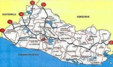 Cuál es la frontera más importante de El Salvador