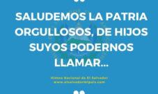 Himno Nacional de El Salvador (Historia y letra)