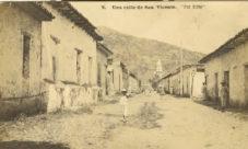 Historia de San Vicente