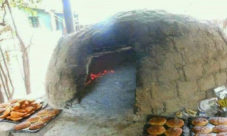 Horno artesanal para hacer pan