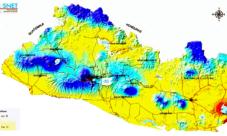 Zonas climáticas de El Salvador