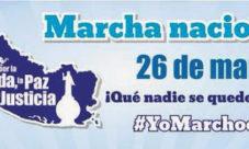 Marcha por la Paz en El Salvador