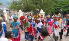 Festival de las flores y las palmas (Panchimalco)