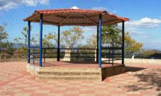 Parque Cabañas en Sensuntepeque