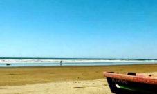 El Espino: La playa blanca de Usulután