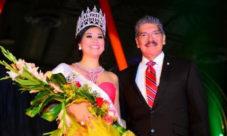 Reina de las fiestas Agostinas 2014