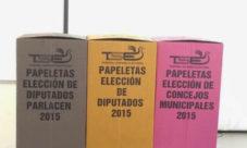 Resultados de las Elecciones 2015 El Salvador