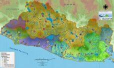 Ríos contaminados de El Salvador