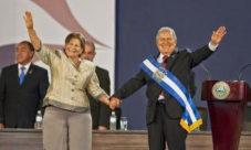 Salvador Sánchez Cerén asume la presidencia de El Salvador