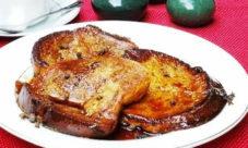 Torrejas salvadoreñas (receta)