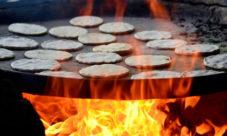 La cocina tradicional salvadoreña