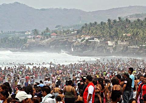 Vacaciones de agosto en El Salvador