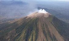 Volcán Chaparrastique o volcán de San Miguel