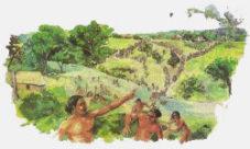 El vulcanismo en la prehistoria de El Salvador