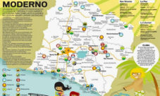 Lugares turísticos de la zona central de El Salvador