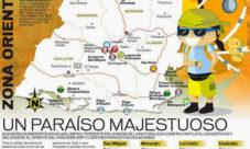 Lugares turísticos de la zona oriental de El Salvador