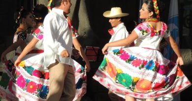 ¿Cuáles son los bailes típicos de El Salvador?