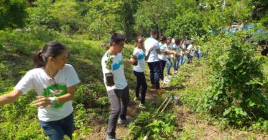El medio ambiente en El Salvador