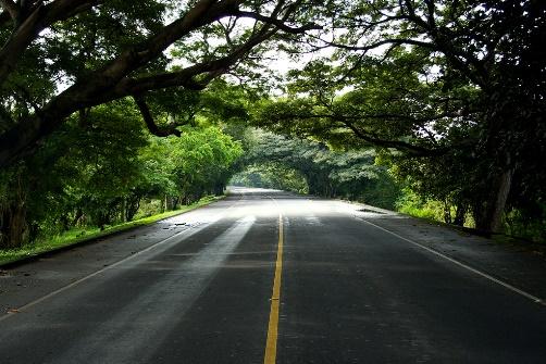 ¿Cuáles son las principales carreteras de El Salvador?