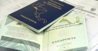 ¿Cómo sacar el pasaporte en El Salvador?