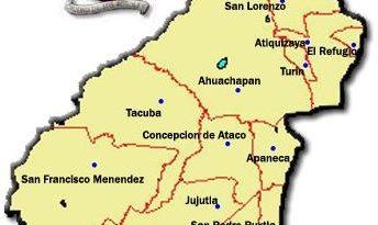 Departamento de Ahuachapán