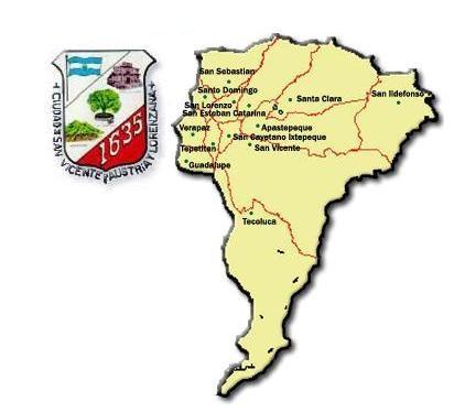 Departamento de San Vicente