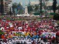 Día del trabajo en El Salvador