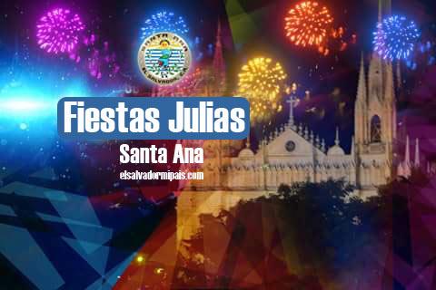 Fiestas Julias de Santa Ana