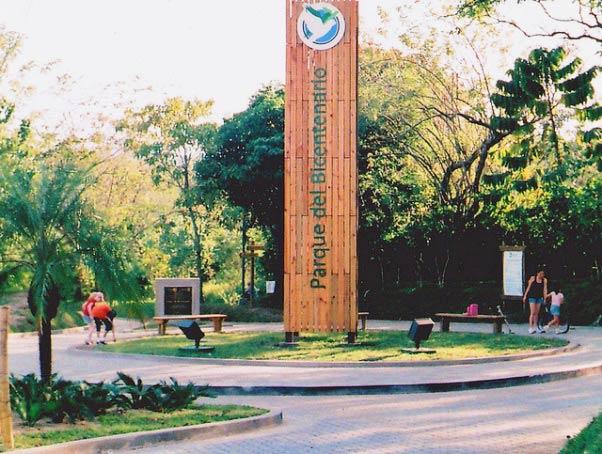 Parque Bicentenario El Salvador
