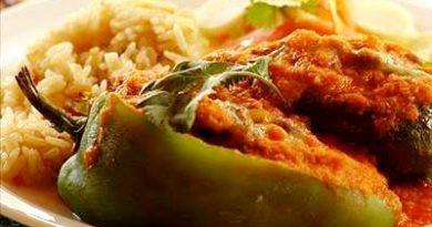 Chiles rellenos (receta)