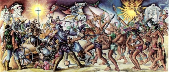 La conquista de El Salvador