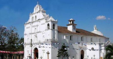 Iglesia Santiago Apostol de Chalchuapa