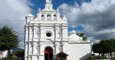 Iglesia de San Pedro de Metapán